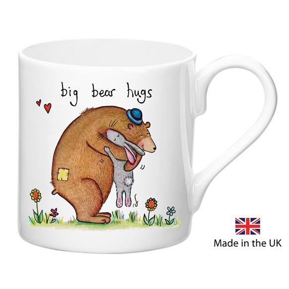 Bear Hugs Mug